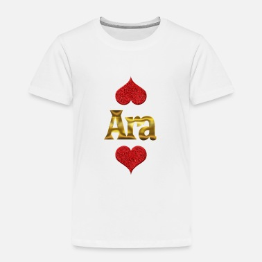 Ara Ara - Toddler Premium T-Shirt