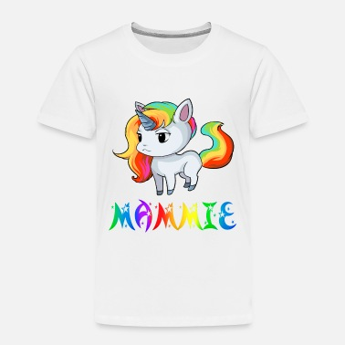 Mammy Mammie Unicorn - Toddler Premium T-Shirt