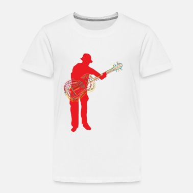 Guitarist guitarist - Toddler Premium T-Shirt
