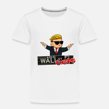 Wall walls - Toddler Premium T-Shirt