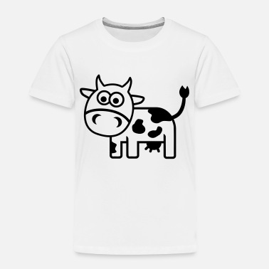 Cow Cow - Toddler Premium T-Shirt