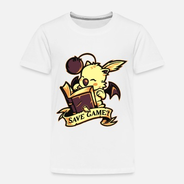 Save Game - Toddler Premium T-Shirt
