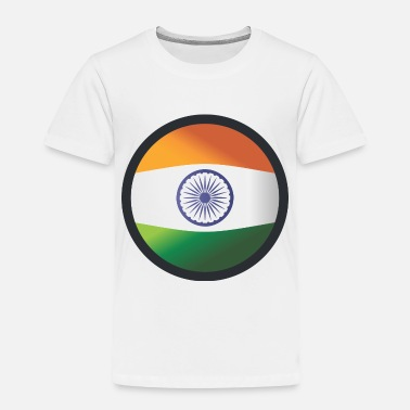 Indian India - Toddler Premium T-Shirt