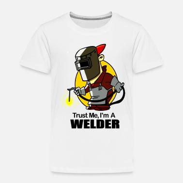 Welder WELDER - Toddler Premium T-Shirt