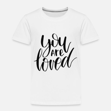 Love You You Love - Toddler Premium T-Shirt