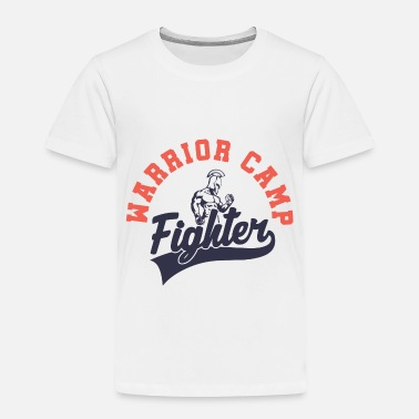 Pro Warrior camp - Toddler Premium T-Shirt