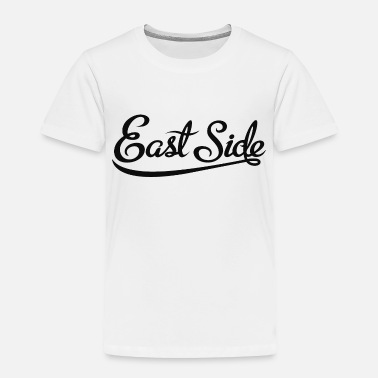 East Frisia East Side - Toddler Premium T-Shirt