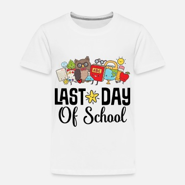 School Party Last Day of School Party - Toddler Premium T-Shirt
