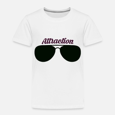 Attractive Sunglass Attraction - Toddler Premium T-Shirt
