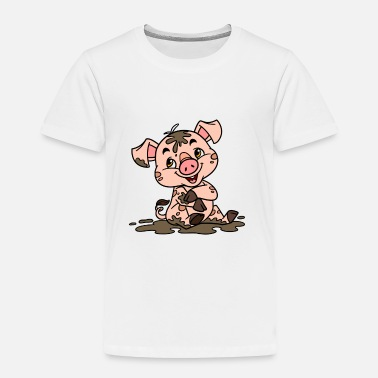 Sow Dirty sow - Toddler Premium T-Shirt