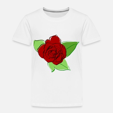 Blume Rose Blume - Toddler Premium T-Shirt