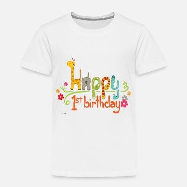 Happy Birthday 1st Kids