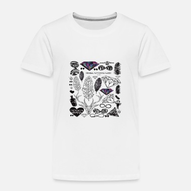 Lovis Religions and nature - Toddler Premium T-Shirt
