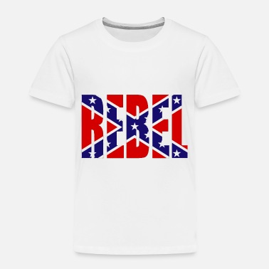 Rebel Rebel - Toddler Premium T-Shirt