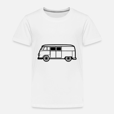 Carp Garage car - Toddler Premium T-Shirt