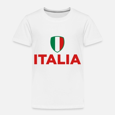 Italy National Flag of Italy - Toddler Premium T-Shirt