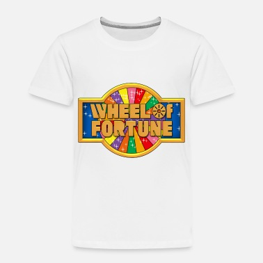 Wheel Wheel Of Fortune - Toddler Premium T-Shirt