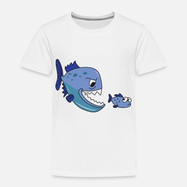 Piranha Piranha - Toddler Premium T-Shirt