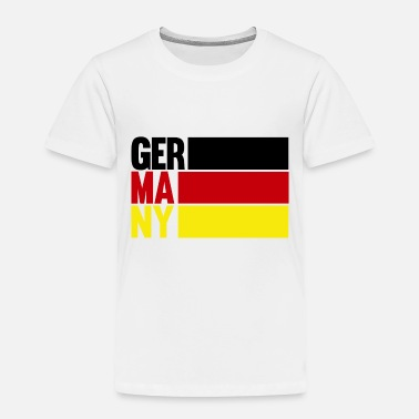 Germany GERMANY National Flag Deutschland for Men & Women - Toddler Premium T-Shirt