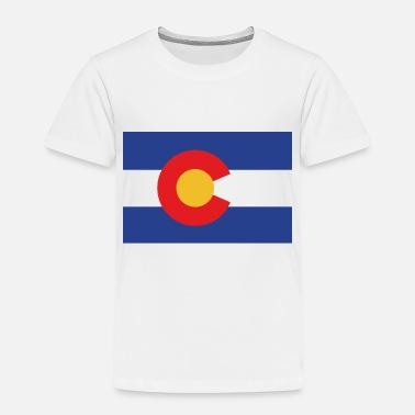 Colorado Emoji Baby Short Sleeve Tee T-Shirt