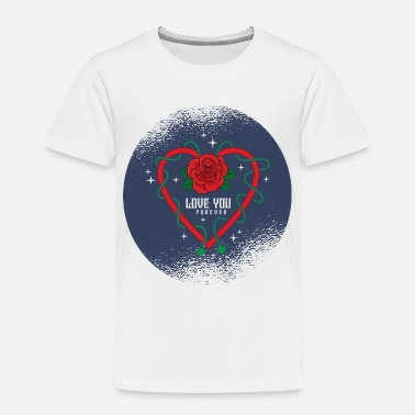 Love You Love You - Toddler Premium T-Shirt