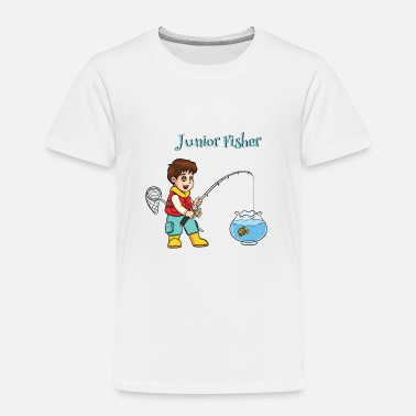 Junior Fisher - Toddler Premium T-Shirt
