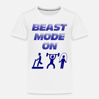 Mode mode on - Toddler Premium T-Shirt
