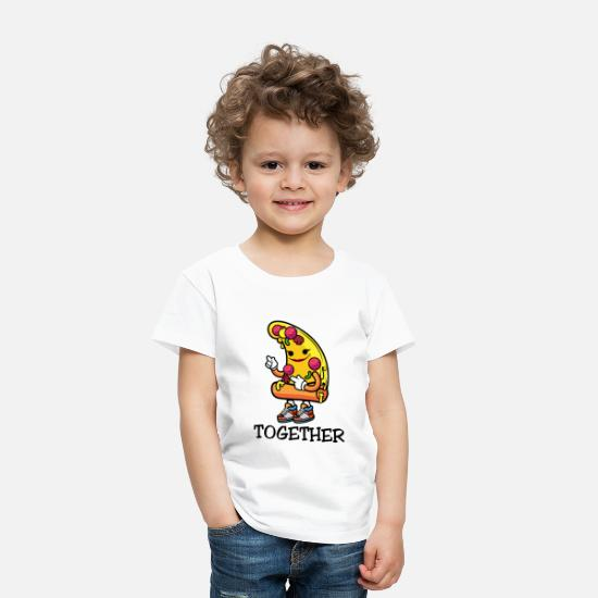 Spouse Baby Clothing - better together - Toddler Premium T-Shirt white