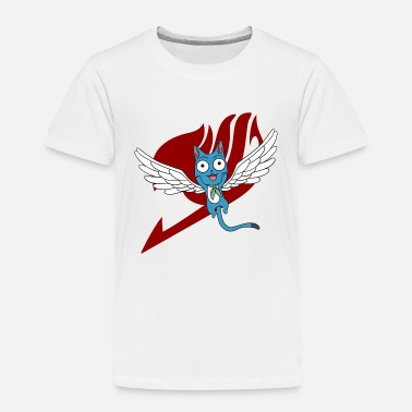 Fairy-tail ANIME FAIRY TAIL - Toddler Premium T-Shirt