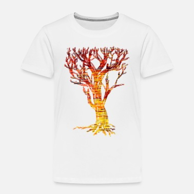 Tree The Tree of Trees - Toddler Premium T-Shirt