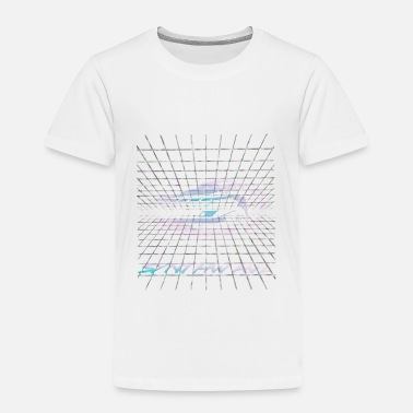 Synthwave - NEON - Toddler Premium T-Shirt