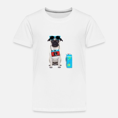 Holidaymaker Dog Holidays - Toddler Premium T-Shirt