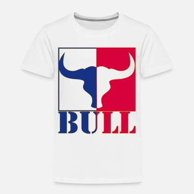 Horoscope strong Bull with two faces - Toddler Premium T-Shirt