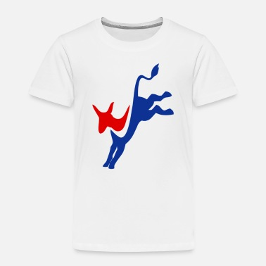 Democrat Democrat - Toddler Premium T-Shirt