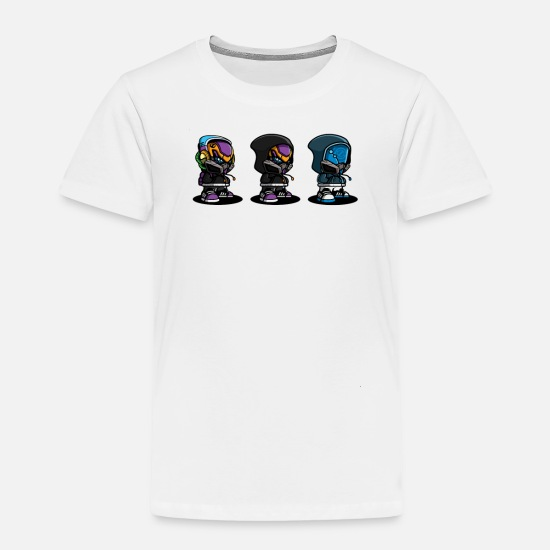 Movie Baby Clothing - Future Culture - Toddler Premium T-Shirt white