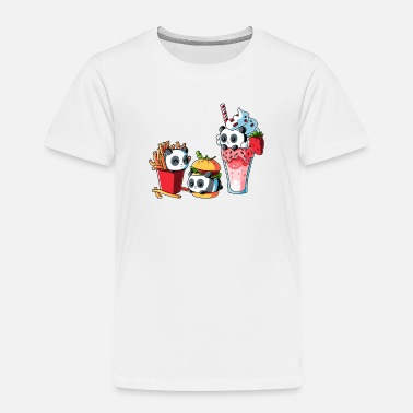 Meal COMBO MEAL - Toddler Premium T-Shirt