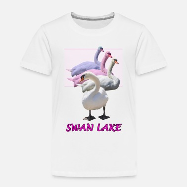 Swan SWAN LAKE - Toddler Premium T-Shirt