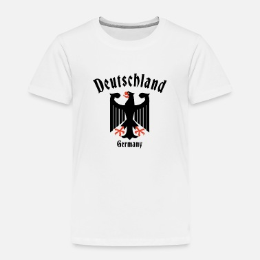Deutschland Deutschland Germany - Toddler Premium T-Shirt
