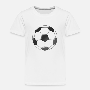 Moleskin football - Toddler Premium T-Shirt