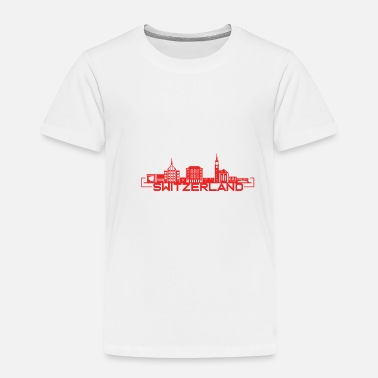 Switzerland Switzerland - Toddler Premium T-Shirt
