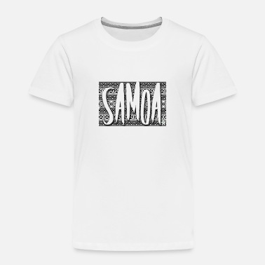 Tradition traditional Samoa - Toddler Premium T-Shirt