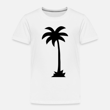 Palm Trees palm - palm tree - Toddler Premium T-Shirt