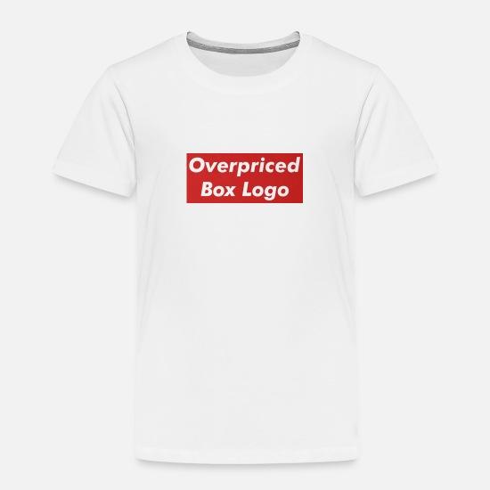 e4827120e932 Supreme Baby Clothing - Supreme logo parody