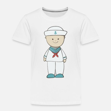 Skipper skipper - Toddler Premium T-Shirt