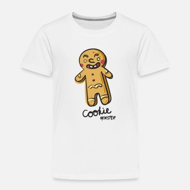Shop Cookies Cookie Monster T Shirts Online Spreadshirt
