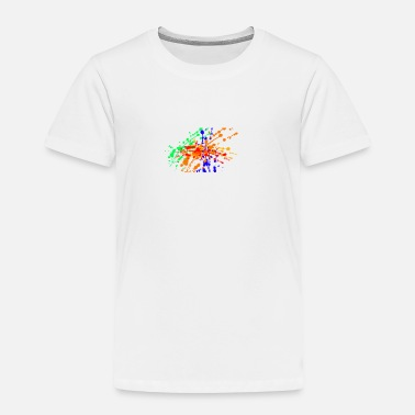 Abstract Colors - Toddler Premium T-Shirt