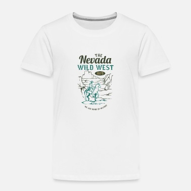 Harvey The Nevada Wild West Giftidea - Toddler Premium T-Shirt