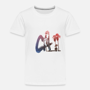 California California - Toddler Premium T-Shirt
