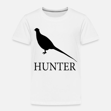 Pheasant Pheasant Hunter - Toddler Premium T-Shirt