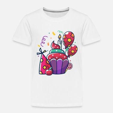 Birthday Party Birthday party - Toddler Premium T-Shirt
